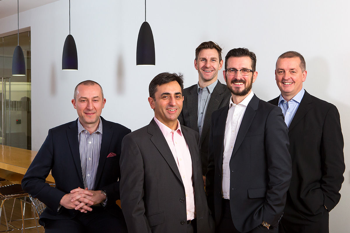 Business and corporate portrait photography, London, United Kingdom.