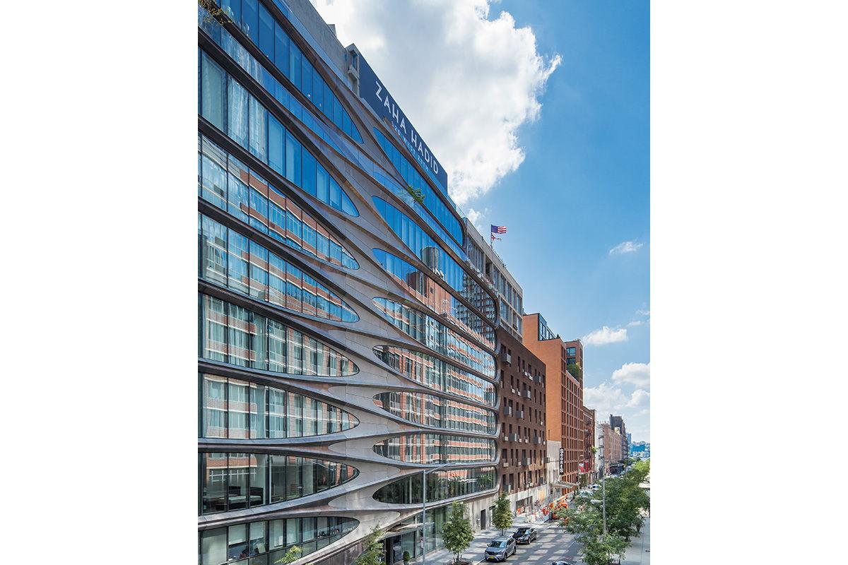 Zaha Hadid NYC HQ