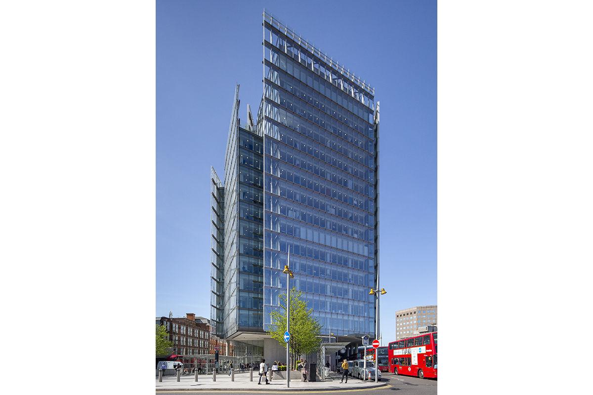 News Building, London